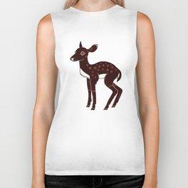a Deer a Doe Biker Tank