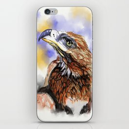 Wedgetailed Eagle Australian Bird iPhone Skin