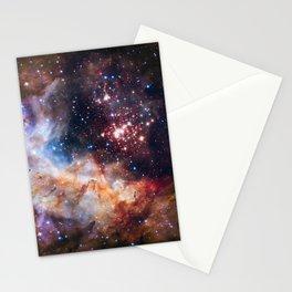 Space Nebula Galaxy Stars | Comforter Stationery Cards