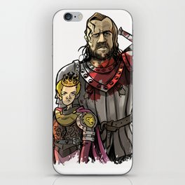A Boy and His Dog iPhone Skin