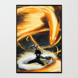 Rising Spirit Canvas Print