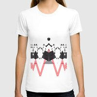 rorschach T-shirts featuring Rorschach by Isaak_Rodriguez