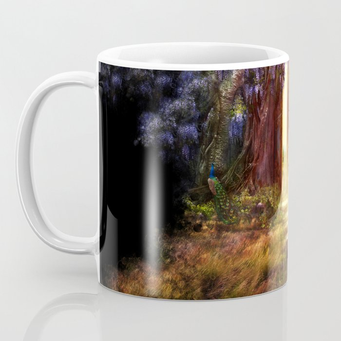 A Knock At The Door Coffee Mug