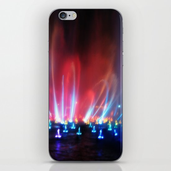 World Of Color II iPhone & iPod Skin