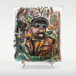 The Illest Shower Curtain