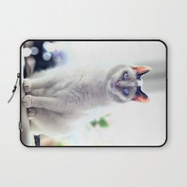 The Magic Cat Laptop Sleeve
