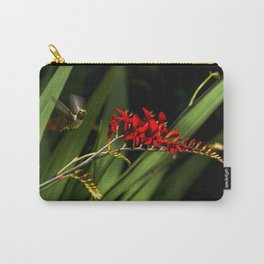 Rufous Hummingbird 2 Carry-All Pouch