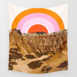 Alentejo Rainbow Wall Tapestry