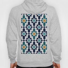 Moroccan style pattern Hoody