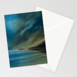 Born on the wind. Stationery Cards