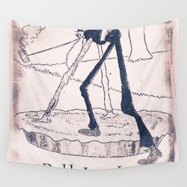 Daddy Long Legs Wall Tapestry