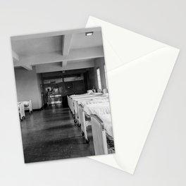 The open neuropsychiatric ward US Naval Hospital Guam Marianas Islands (1954) Stationery Cards
