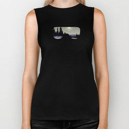 Morning Goggles Biker Tank