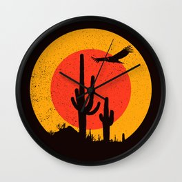 Death Valley (vulture song) Wall Clock