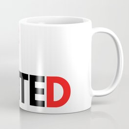 The Red Devils Coffee Mug