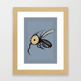 Paquito Mosquito Framed Art Print
