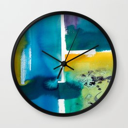 Internal Landscape 10038 Wall Clock