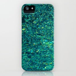 Painted Water iPhone Case