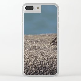 Birdy. Clear iPhone Case