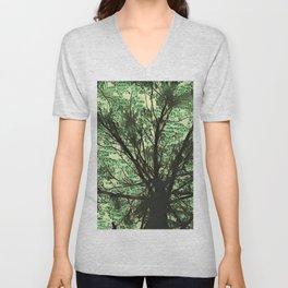 Money tree Unisex V-Neck