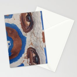 Tribal View Stationery Cards