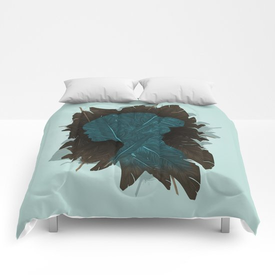 Ornithology. Comforters