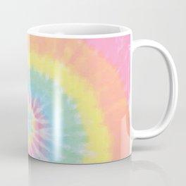 Pastel Tie Dye Kaffeebecher
