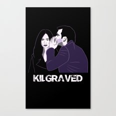 Kilgraved Canvas Print