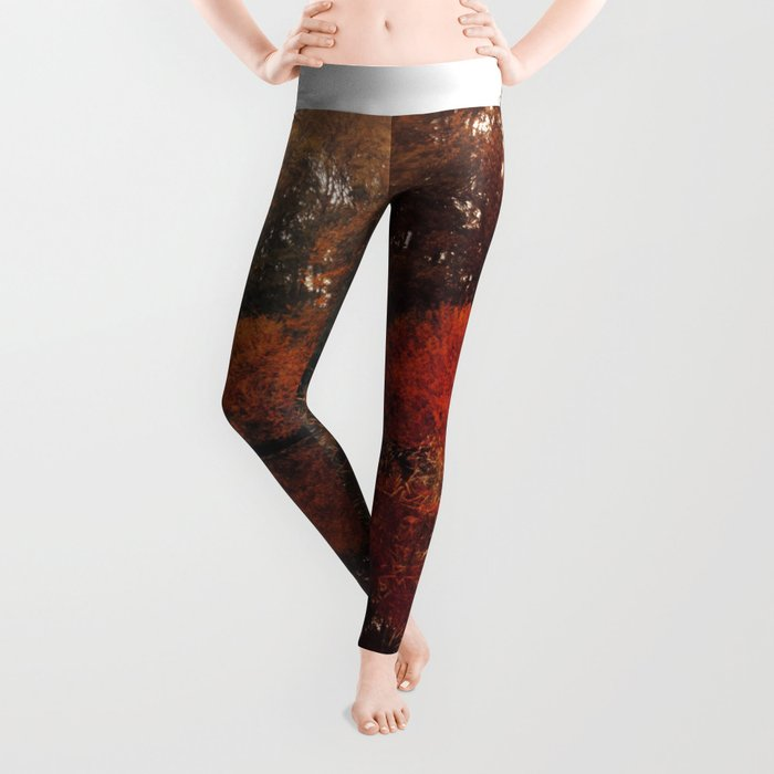 Autumn Scenery #5 Leggings