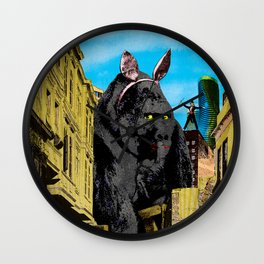 In search of the magical moment Wall Clock