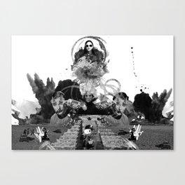 Ishtar Gate Canvas Print