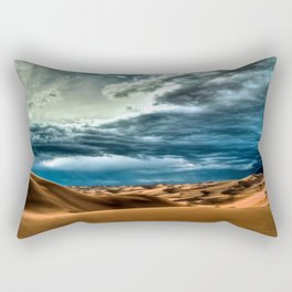 California's Desert Rectangular Pillow