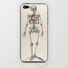 Skeletons Smoking iPhone & iPod Skin