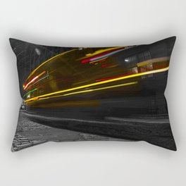 DUMBO Light trail Rectangular Pillow