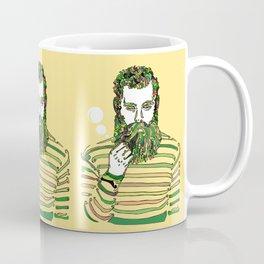 Sea Wolf Ghost (Yellow Version) Coffee Mug