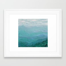Appalachian Mist Framed Art Print