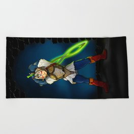 A Link to the Oni Beach Towel