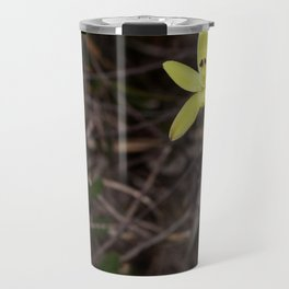 Lonely orchid Travel Mug