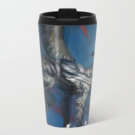 Too-Da-Loo Metal Travel Mug