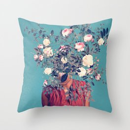 The First Noon I dreamt of You Throw Pillow