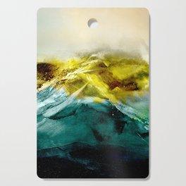 Abstract Mountain Cutting Board