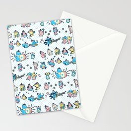 Mitchiri Mon March Stationery Cards
