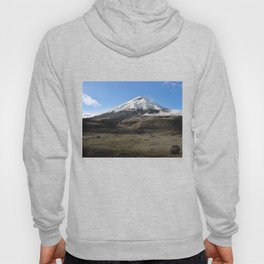 Cotopaxi volcano Hoody