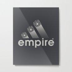 Brand Wars: Empire Metal Print