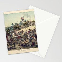 Civil War Battle of Nashville December 15-16 1864 Stationery Cards