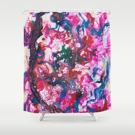 Aromatherapy  Shower Curtain