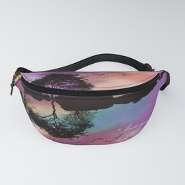 Guitar View Fanny Pack