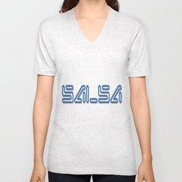 Salsa Ruiz II Unisex V-Neck
