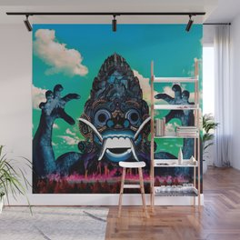 Inner Struggle Wall Mural