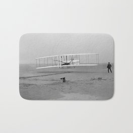Wright Brothers First Flight Bath Mat